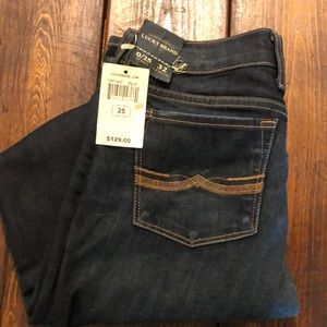 Lucky jeans super stretch charlie straight